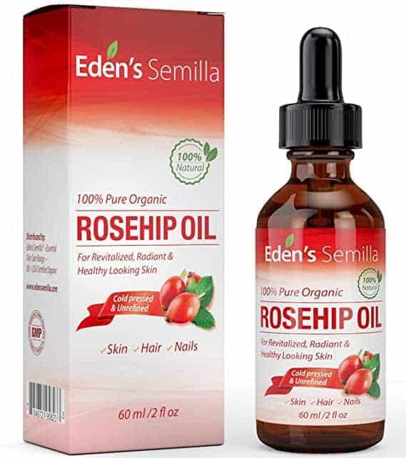 #08 Aceite Rosa Mosqueta Eden's Semilla
