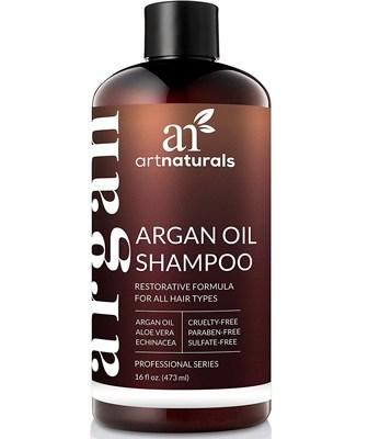 Los 10 mejores champús - Argan oil Shampoo de ArtNaturals