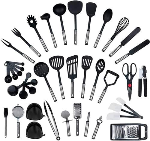 Los 10 mejores juegos de utensilios de cocina Kitchenprofi
