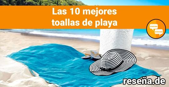 Las 10 mejores toallas de playa