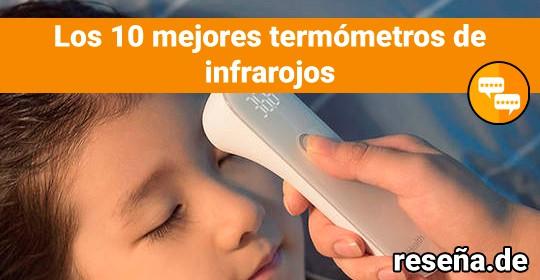Los 10 mejores termómetros de infrarojos