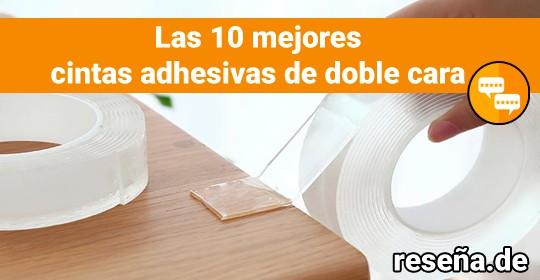 Las 10 mejores cintas adhesivas de doble cara