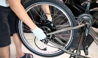 Las mejores ruedas eléctricas para bicicleta