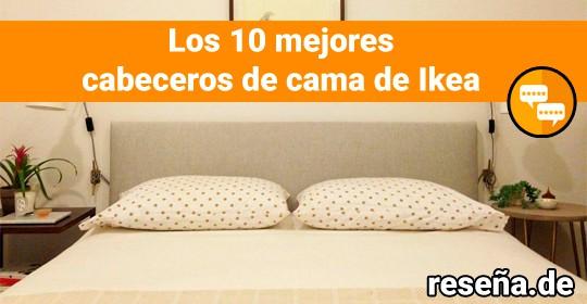 Los 10 Cabeceros Ikea más baratos