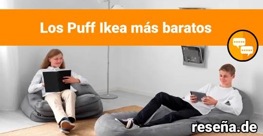 Los Puff Ikea más baratos