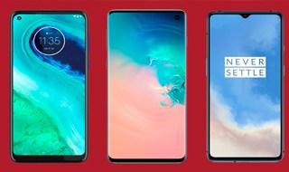 Los móviles grandes buenos más baratos